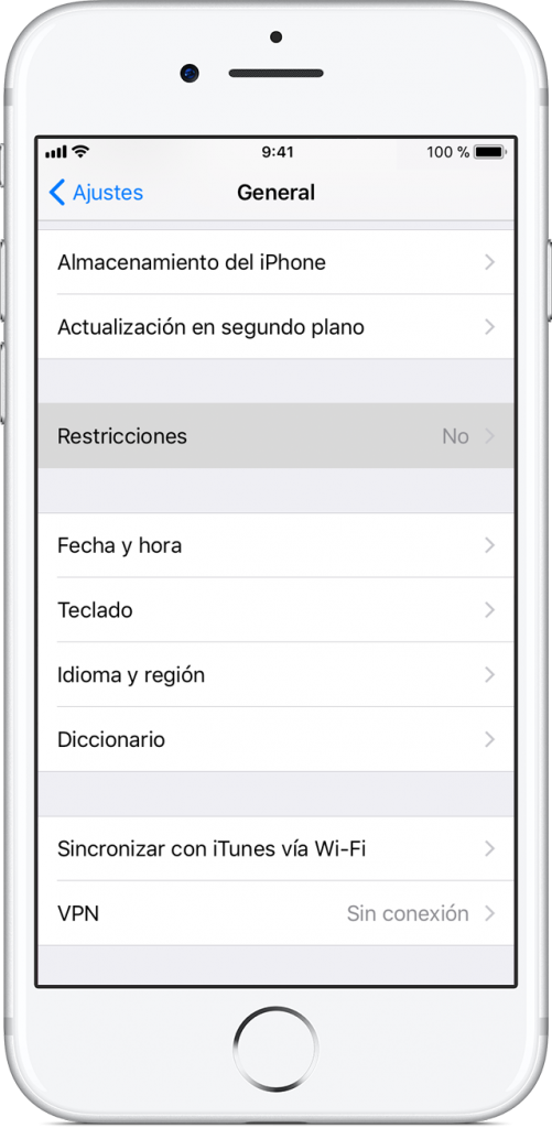control prental apple