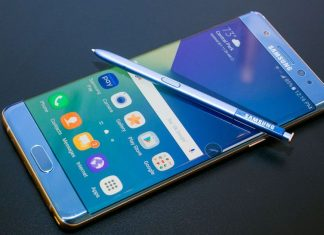 Foto del teléfono Samsung Galaxy S8