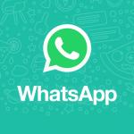 Imagen alusiva al logo y fondo predeterminado de whatsapp