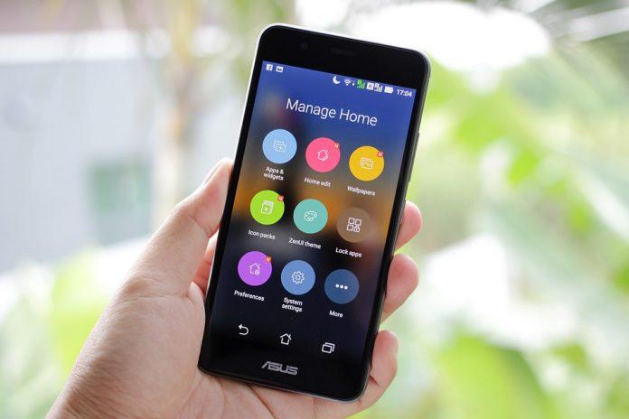 Nuevos móviles ASUS