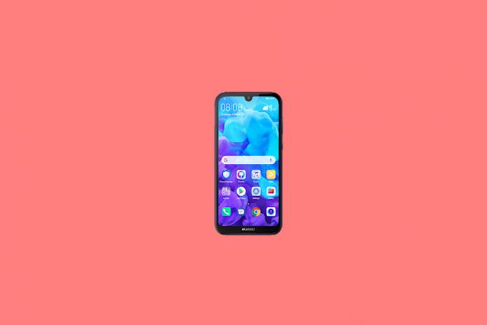 Huawei Y5 2019 filtrado