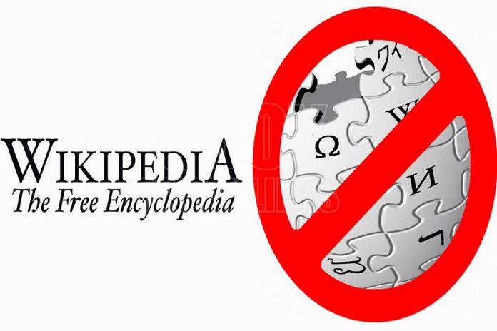 Wikipedia ha sido bloqueada totalmente en China