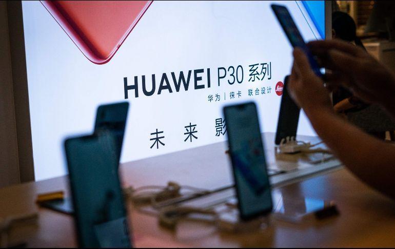 Huawei lanzará el mes que viene su sistema operativo para móviles