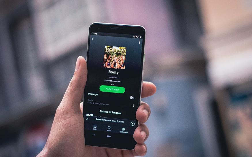 Spotify: como activar el nuevo temporizador para parar canciones automáticamente