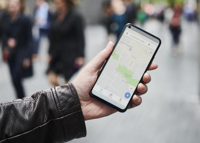 Nueva función de Google Maps