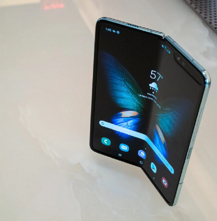 El Samsung Galaxy Fold podría llegar en pocas semanas