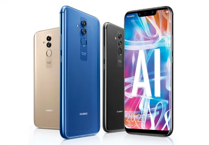 El Huawei mate 20 Lite empieza a actualizarse a EMUI 9 en España