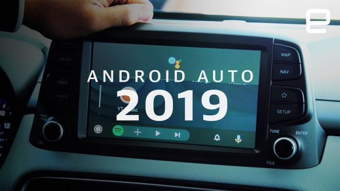 Estos son los móviles compatibles con Android Auto 2019