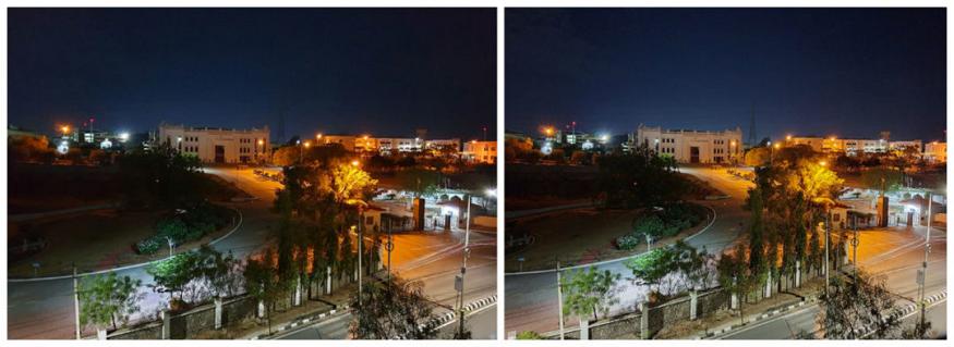El modo noche llega al Samsung S9