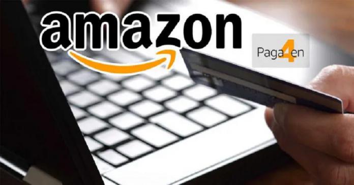 Amazon 'Paga en 4'