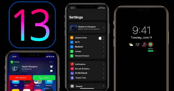 Novedades que llegan al Iphone con el iOS 13
