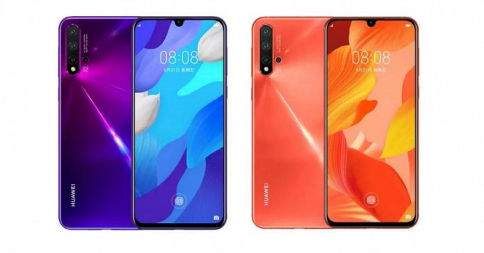 Huawei Nova 5: características