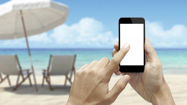Accesorios de teléfono para verano