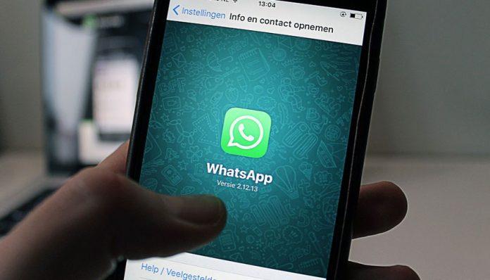 whatsapp bloquear cuenta