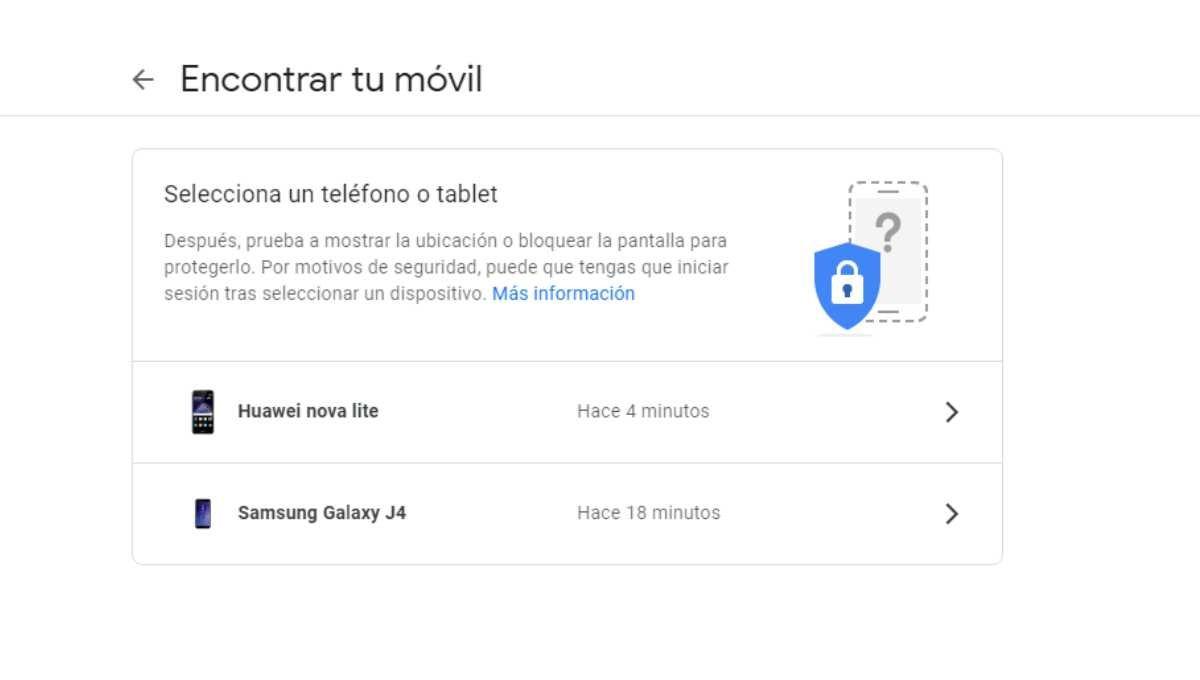 rastrear teléfonos móviles con google maps 1