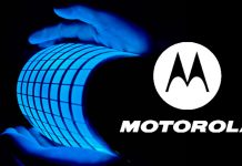 Motorola pantalla plegable