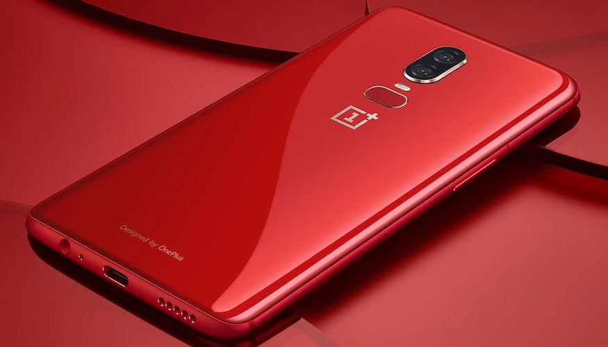 La empresa OnePlus. El primer teléfono 5g en Europa. OnePlus 6 Red