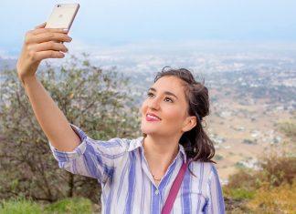 Anuncio de Apple para móvil de Huawei